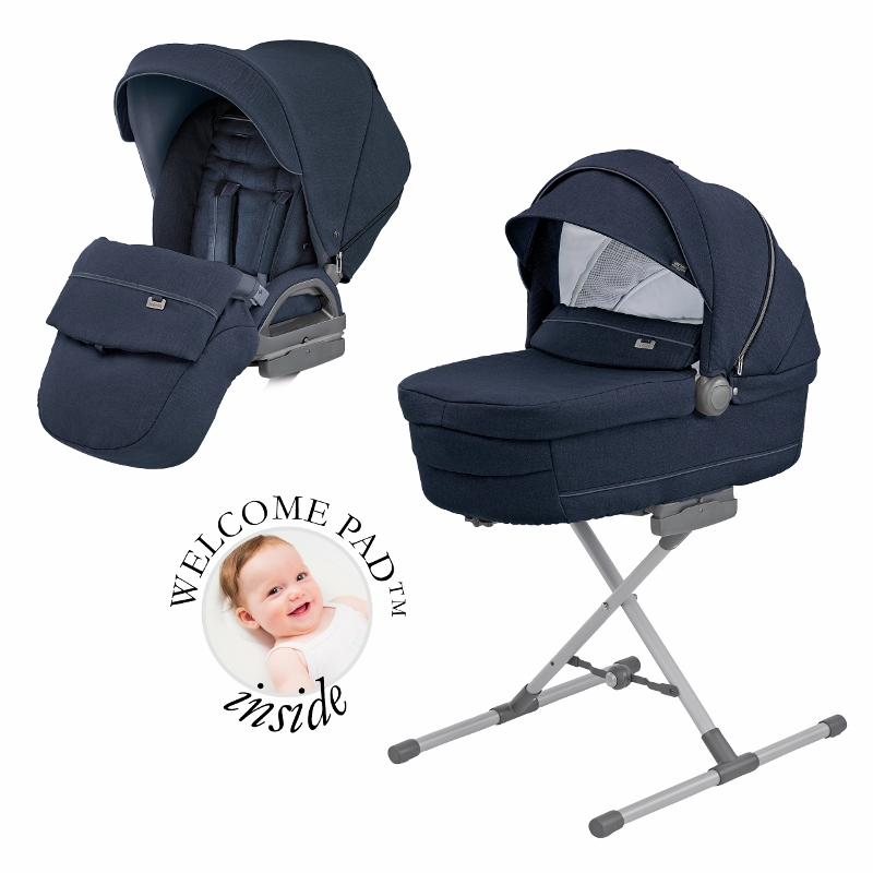INGLESINA Trilogy Duo Imperial Blue