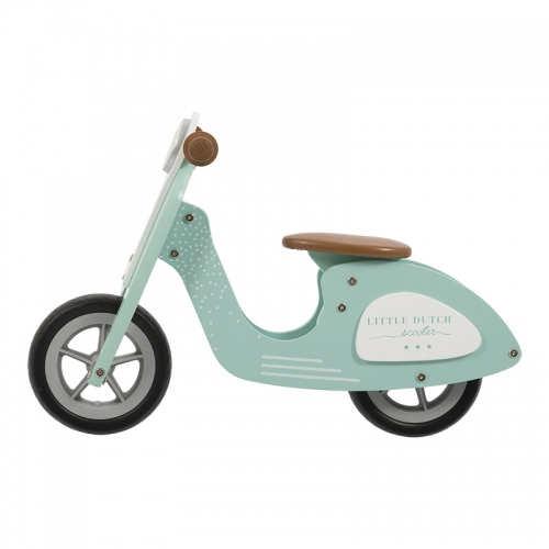 LITTLE DUTCH Scooter Mint