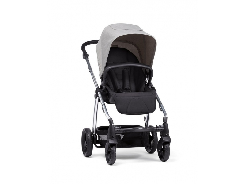 MAMAS & PAPAS Sola2 Chromová konstrukce  fusak Light Grey Marl