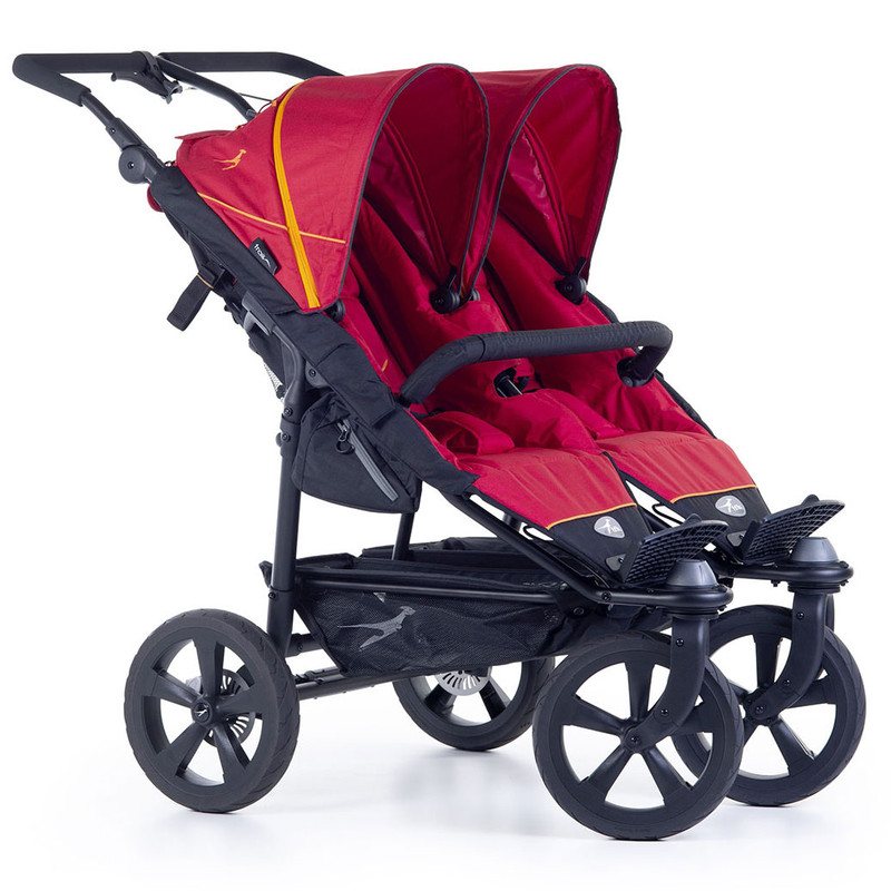 TFK Twin Trail 2 Tango Red