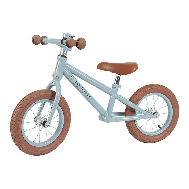 LITTLE DUTCH Odrážedlo Balance Bike Blue