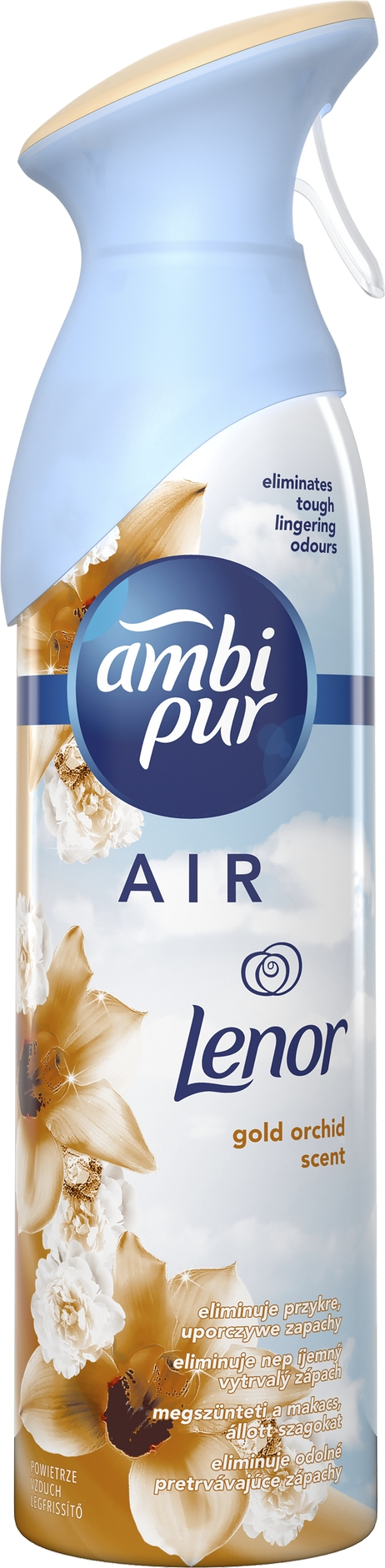 AMBI PUR Spray Lenor Gold Orchid 300 ml