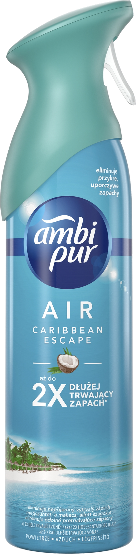 AMBI PUR Spray Caribbea 300 ml