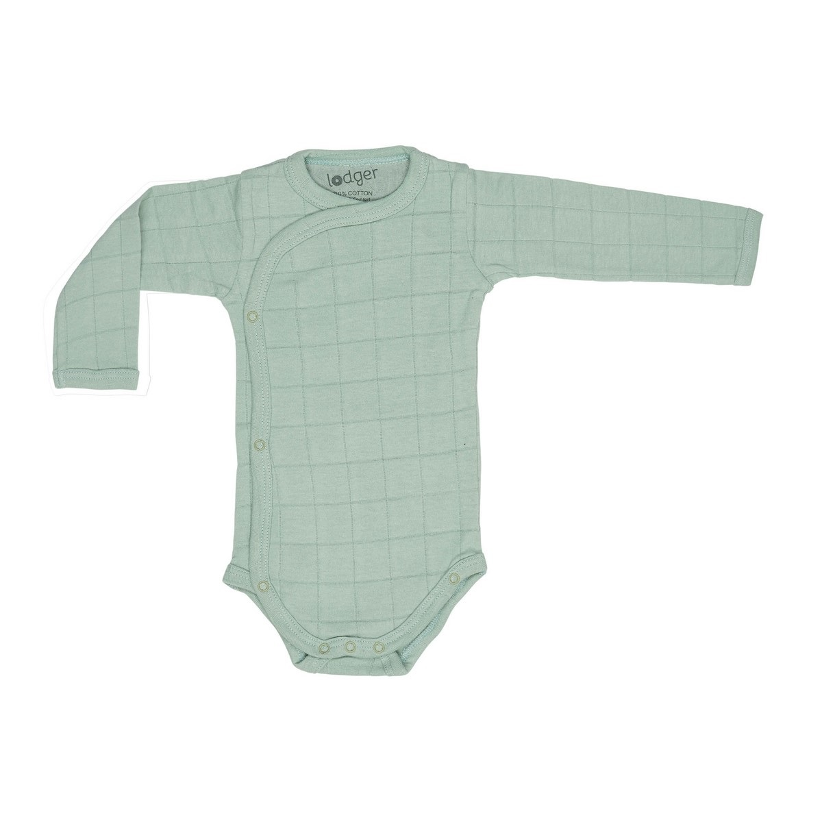 LODGER Body DR. Solid Silt Green vel. 62