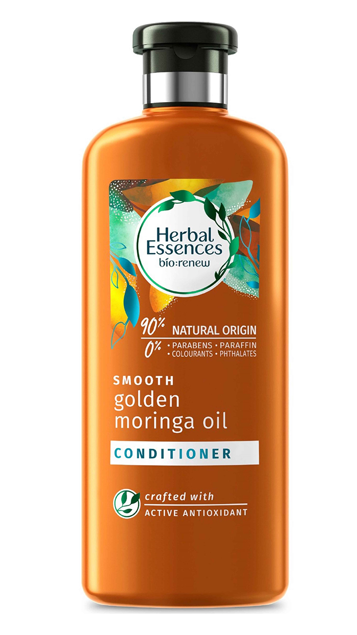 HERBAL ESSENCE Kondicionér Olej z Moringy – Hebkost 360 ml