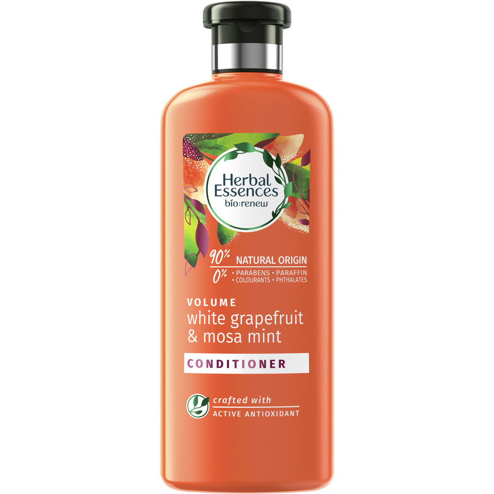HERBAL ESSENCE Kondicionér Grep a mäta – Objem 360 ml
