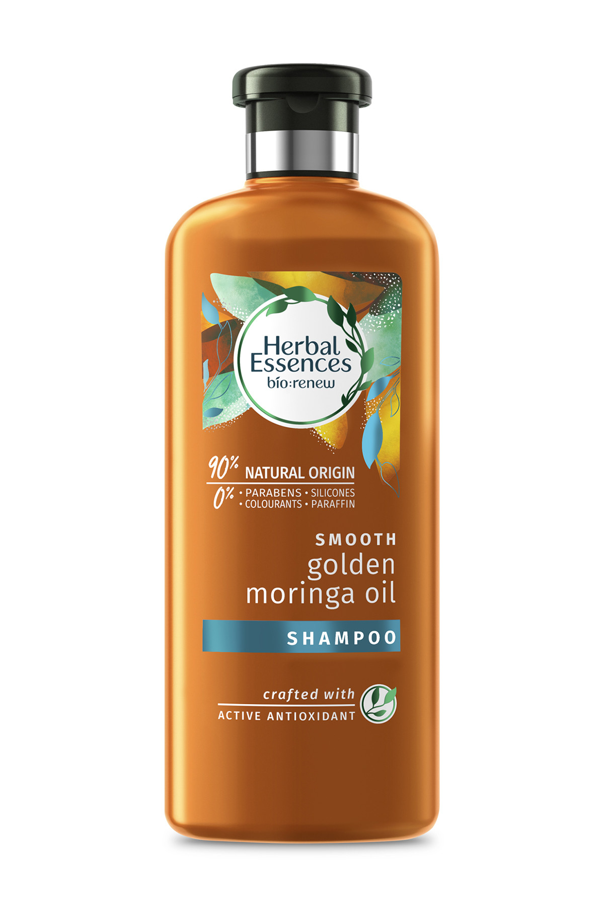 HERBAL ESSENCE Šampon Olej z Moringy – Hebkost 400 ml