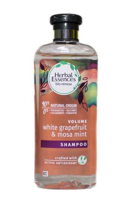 HERBAL ESSENCE Šampon Grep a máta – Objem 400 ml