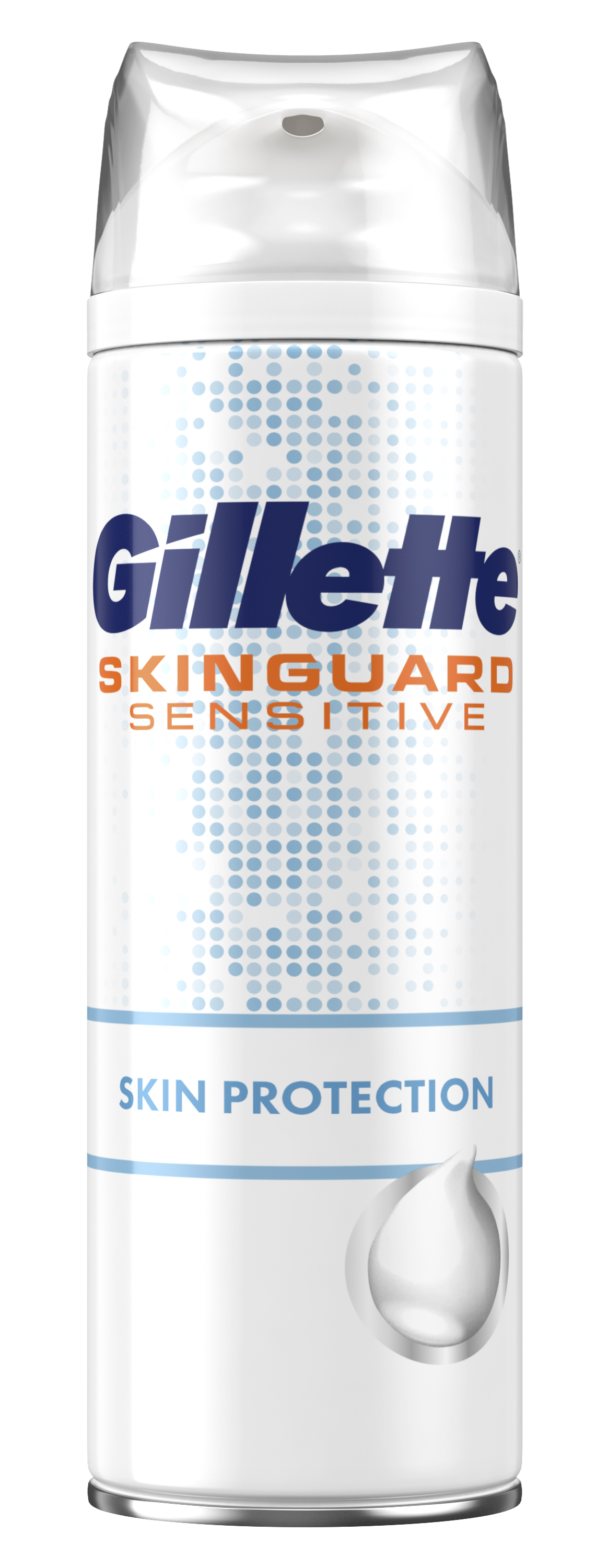 GILLETTE Skinguard Sensitive Pěna na holení 250 ml