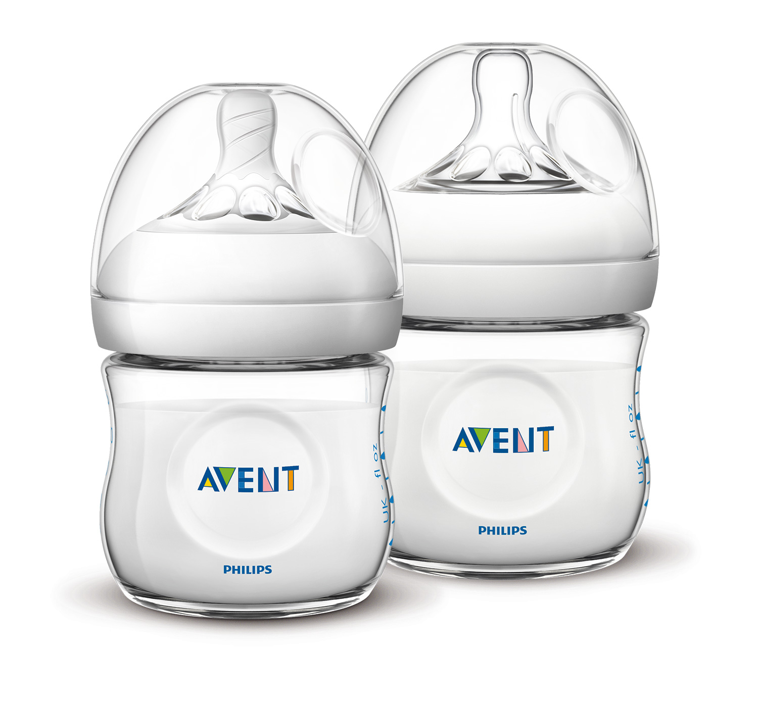 AVENT Láhev Natural 125 ml 1  1
