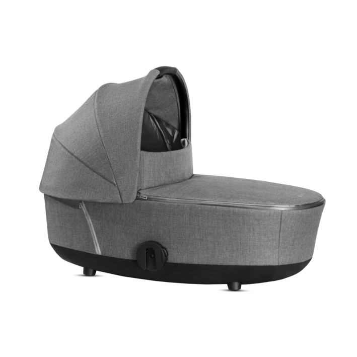 CYBEX Mios Lux Carry Cot Plus Manhattan Grey 2019