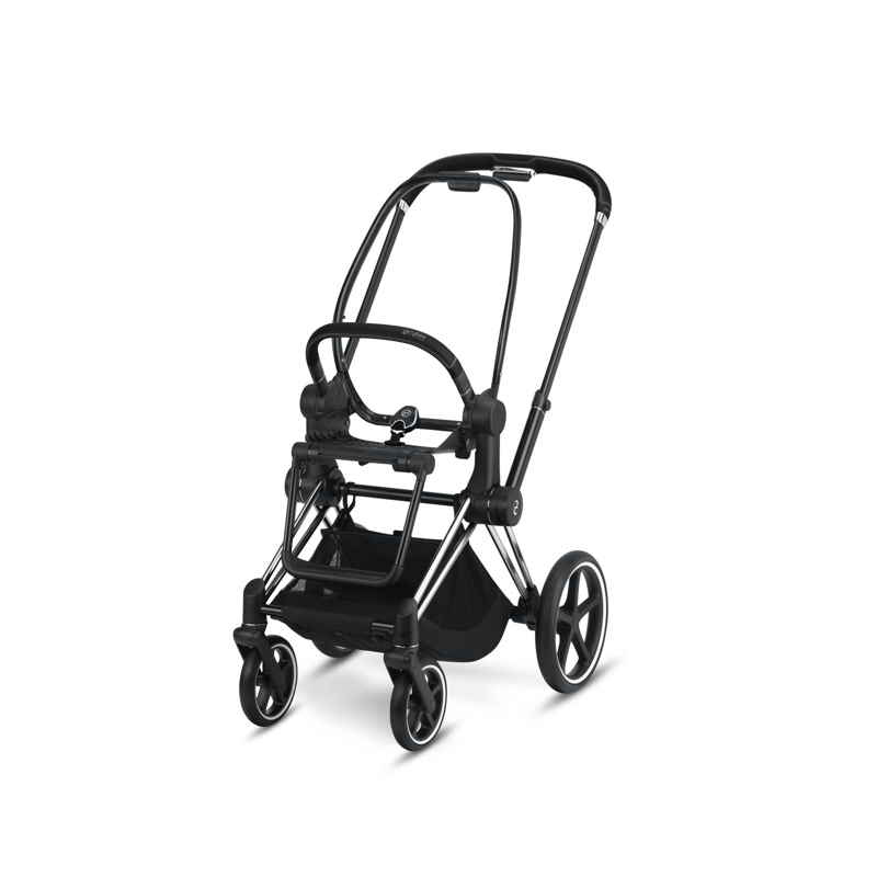 CYBEX Podvozek Priam  Seat 2021 Chrome Black