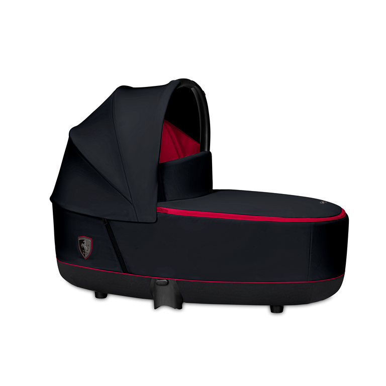 CYBEX Priam Lux Carry Cot Fer.Victory Black 19