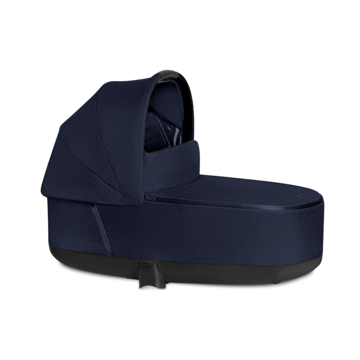CYBEX Priam Lux Carry Cot Plus Midnight Blue 2019