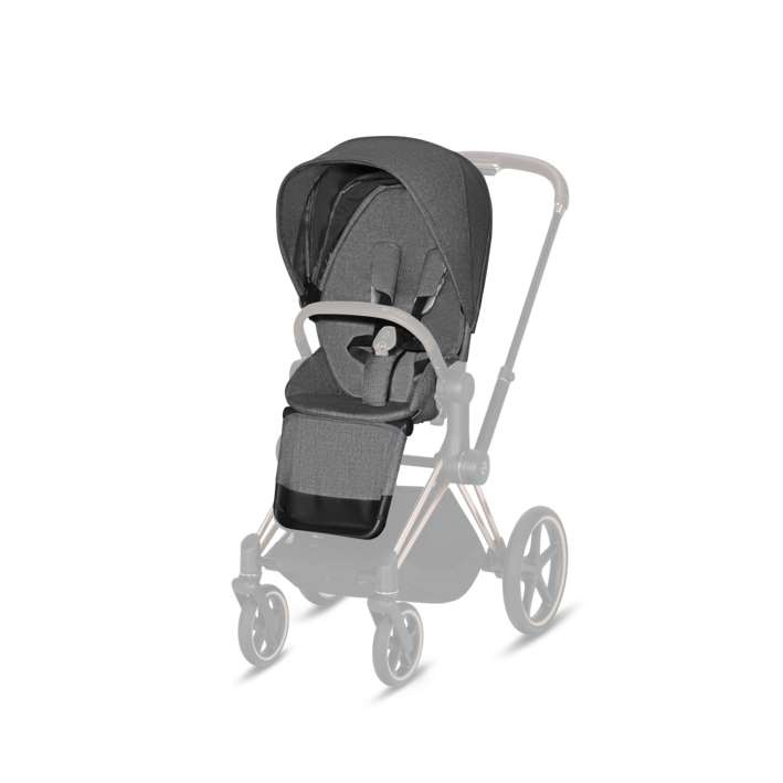 CYBEX Priam Seat Pack Plus Manhattan Grey 2019