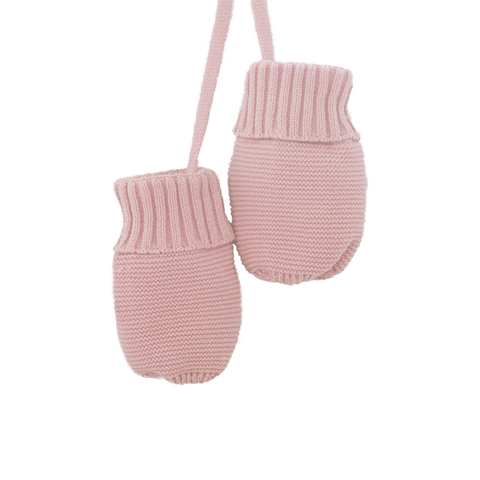 PUPILL Rukavice bez palce light pink 0-6m
