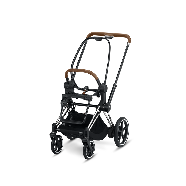 CYBEX Podvozek ePriam Chrome BrownSeat 2019