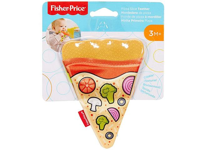 FISHER PRICE Kousátko pizza