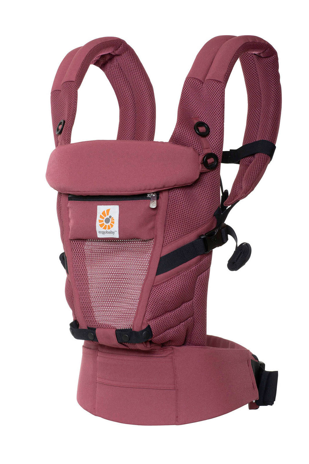 ERGOBABY Nosítko Adapt Cool Air Mesh - Plum