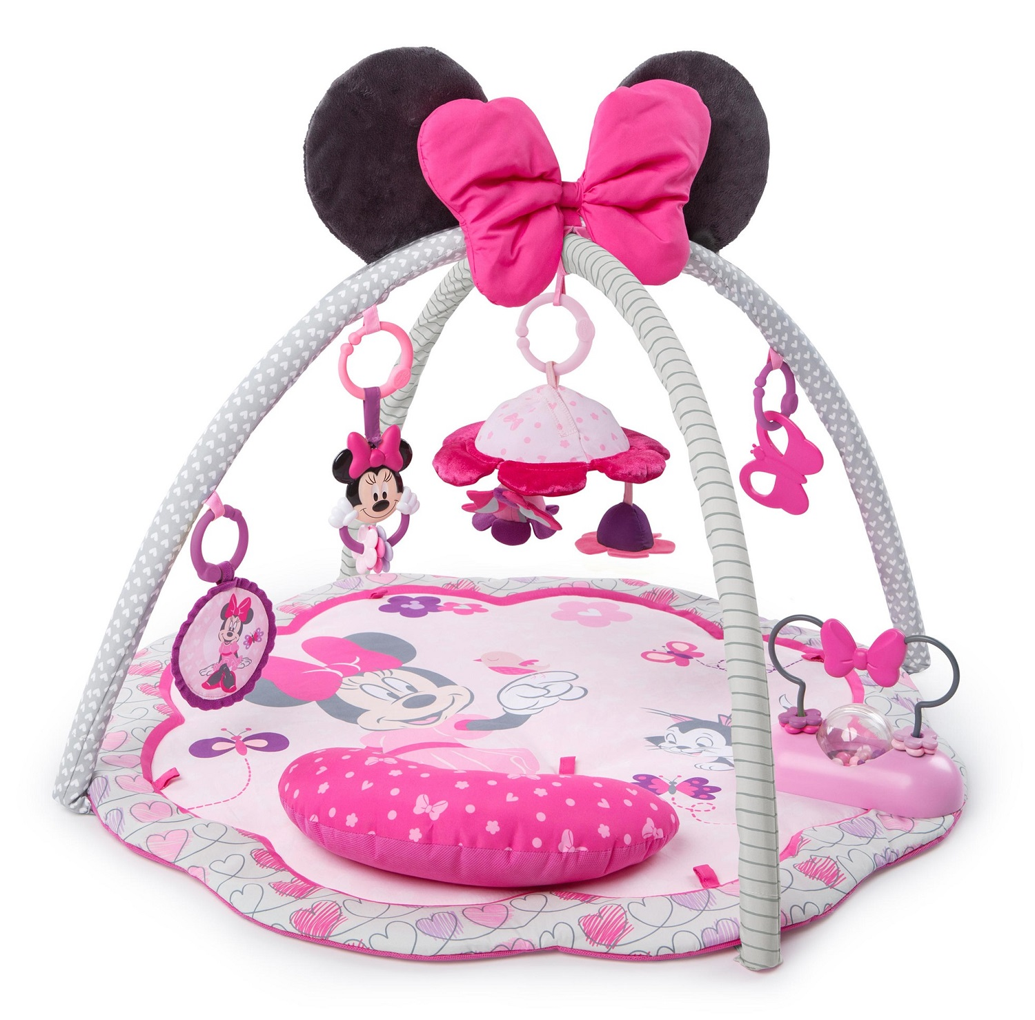 DISNEY BABY Deka na hraní Minnie Mouse Garden Fun 0 m 2019