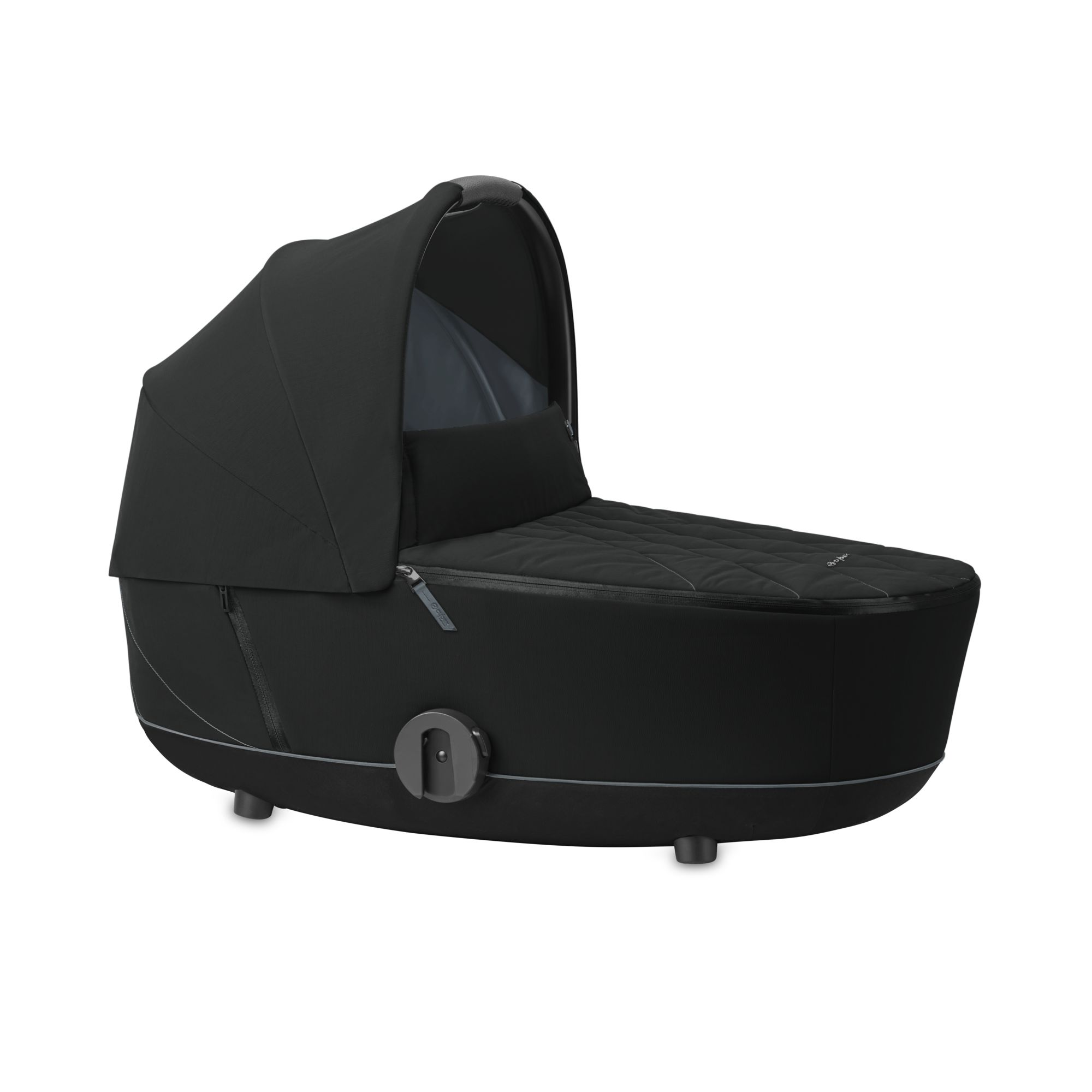 CYBEX Mios Lux Carry Cot Deep Black