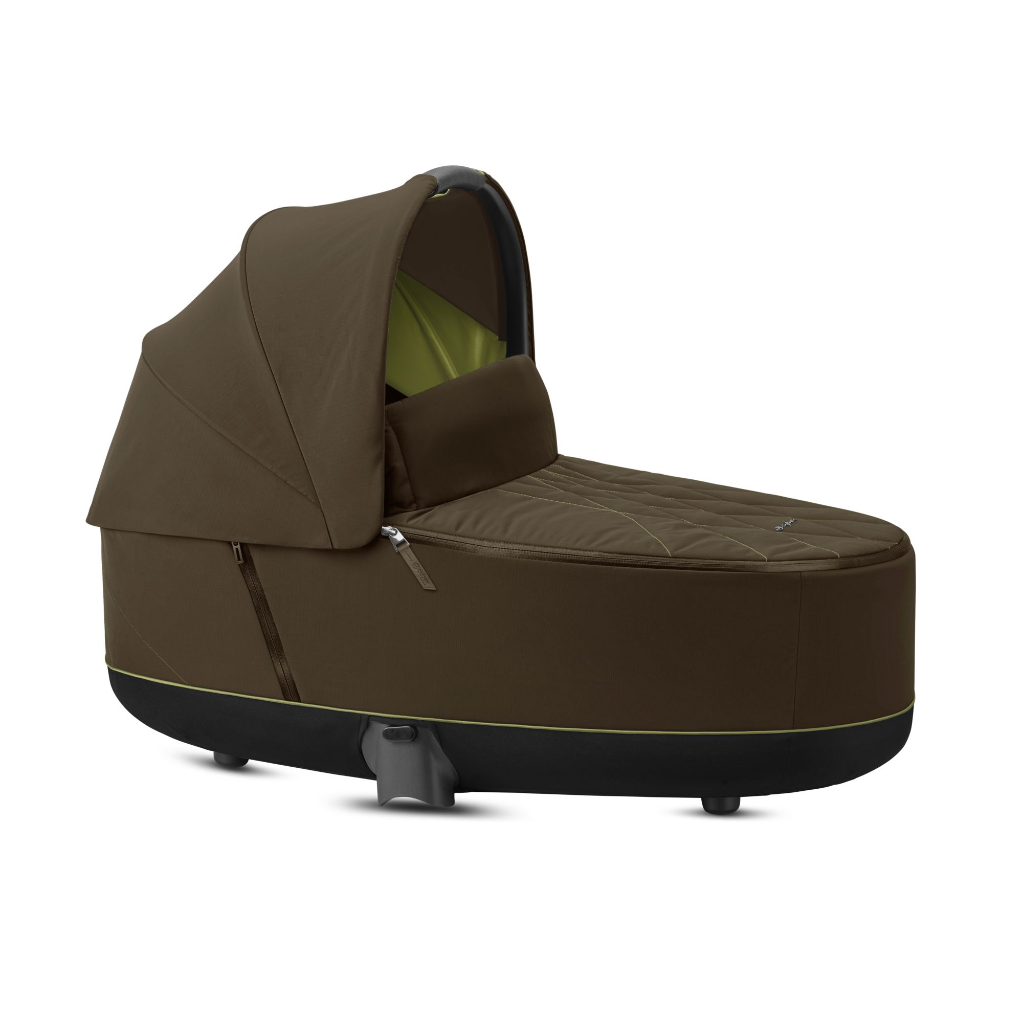 CYBEX Priam Lux Carry Cot Khaki Green 2020