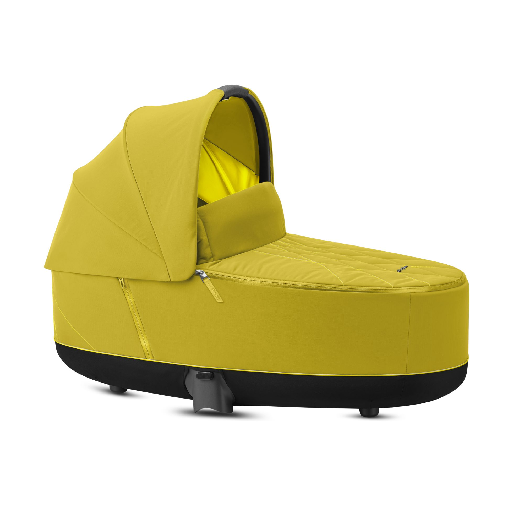 CYBEX Priam Lux Carry Cot Mustard Yellow 2020
