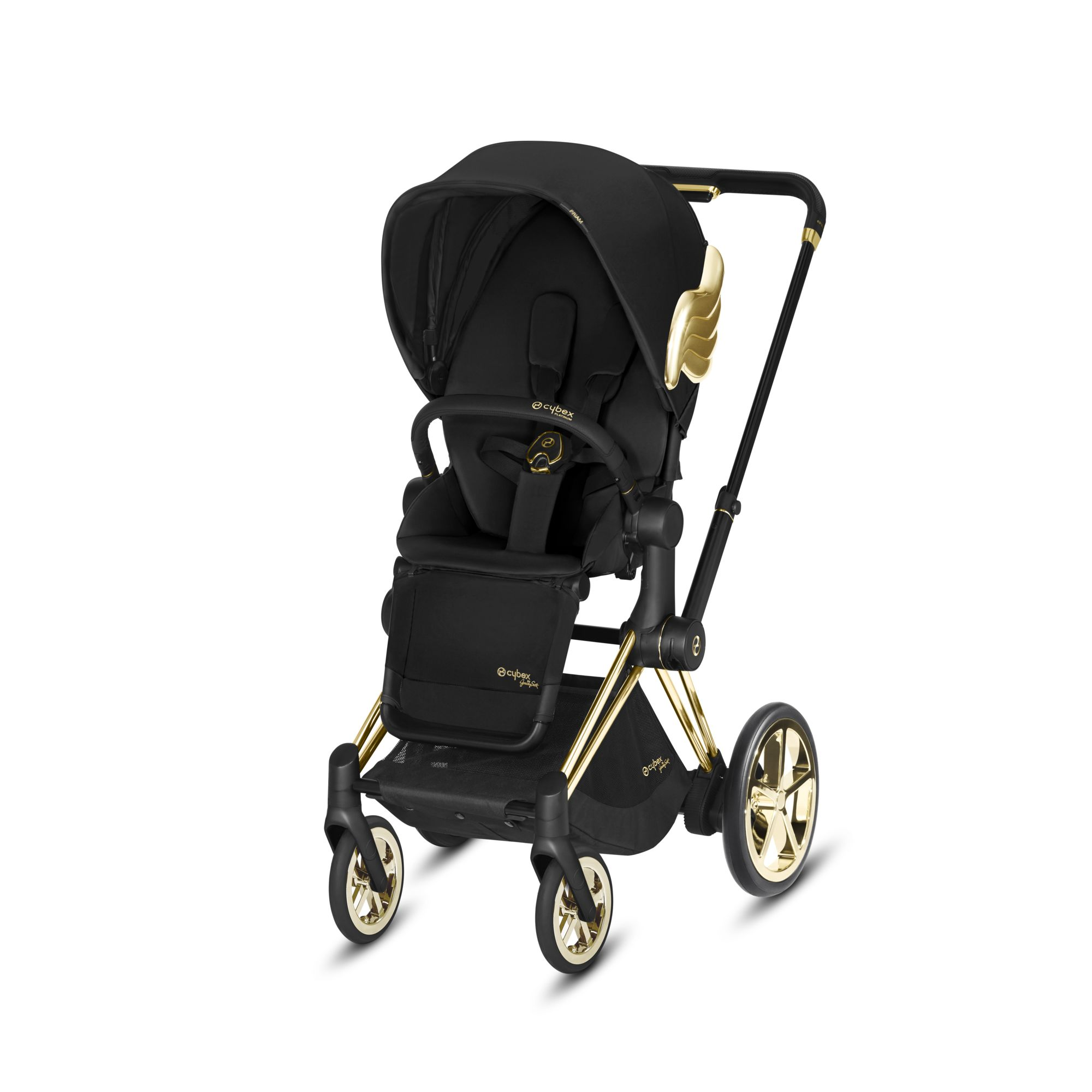 CYBEX ePriam Wings  Lux Seat