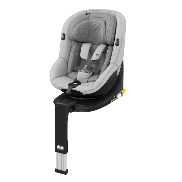 MAXI-COSI Mica i-Size (0-18 kg) Authentic Grey 2020 – autosedačka
