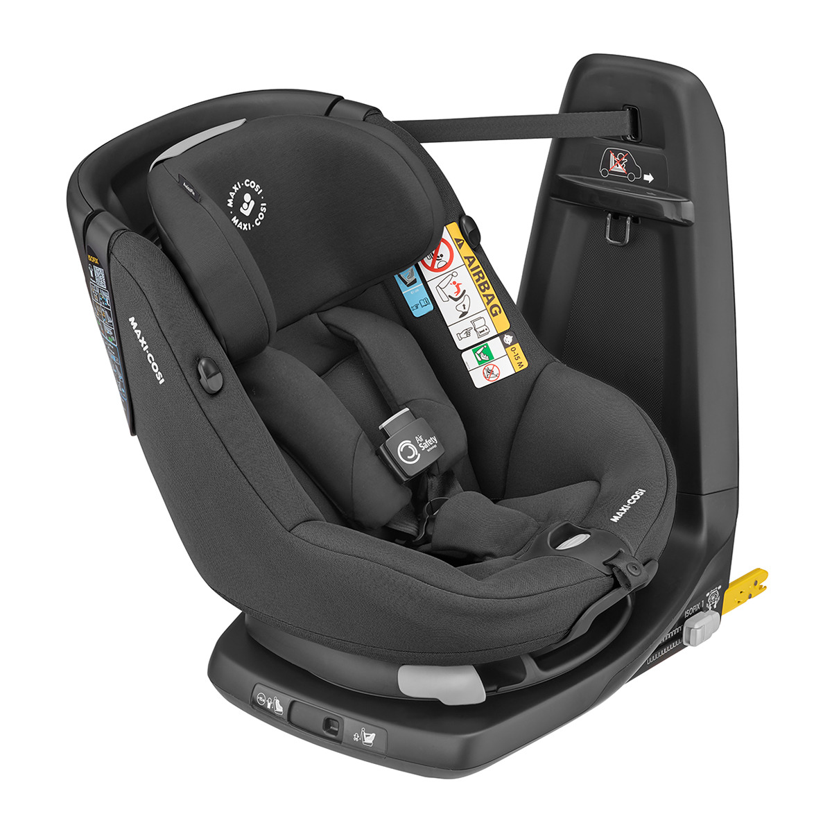 MAXI-COSI AxissFix Air i-Size (9-18 kg) Authentic Black 2020 – autosedačka