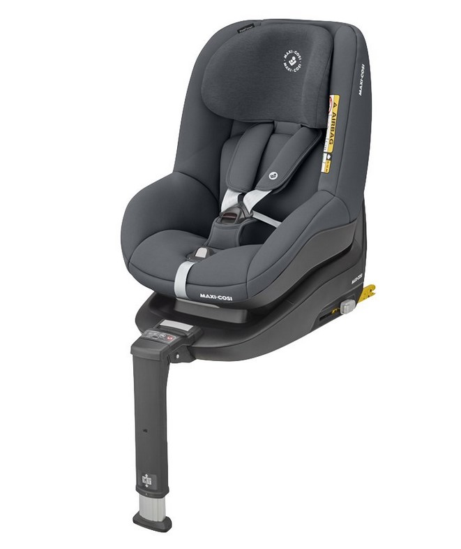MAXI-COSI Pearl Smart i-Size (9-18 kg) Authentic Graphit 2020 – autosedačka