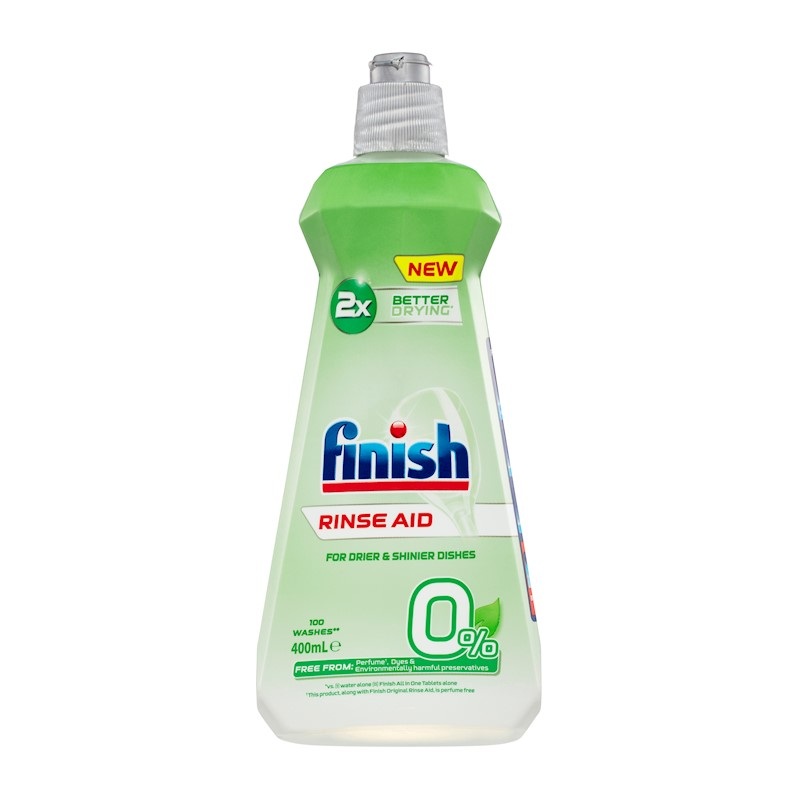 FINISH 0  percent leštidlo 400 ml
