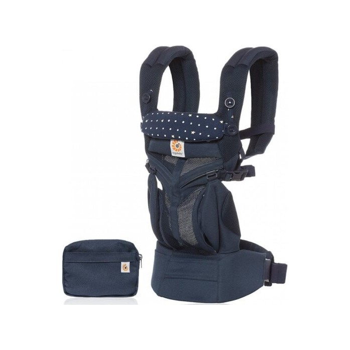 ERGOBABY Nosítko Omni 360 Cool Air Mesh - Star Struck