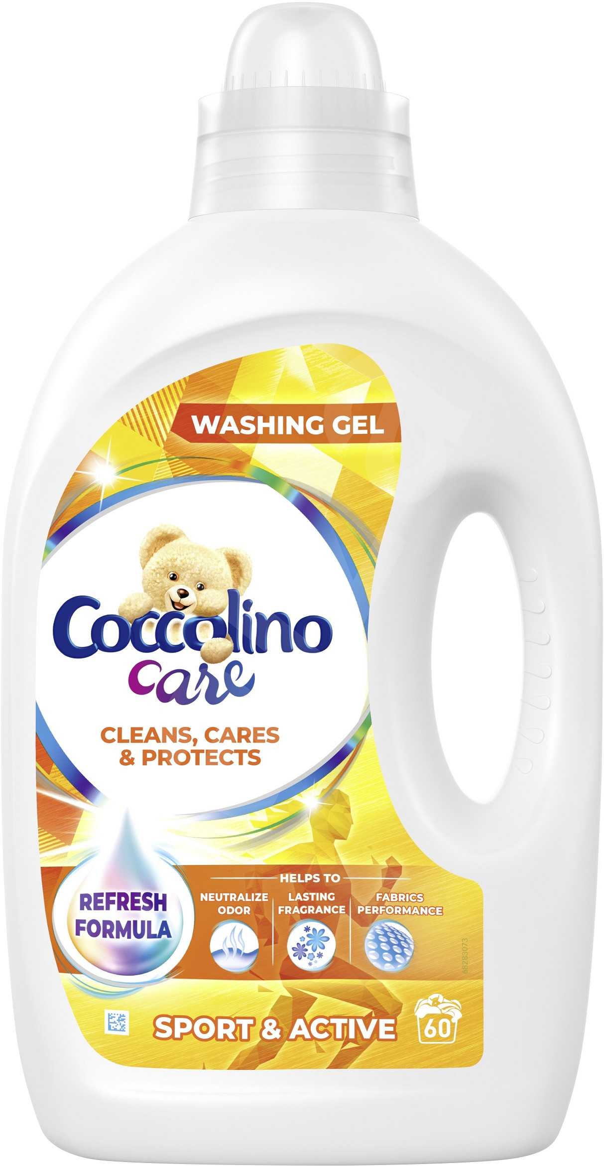 COCCOLINO Care gel Sport 60 praní