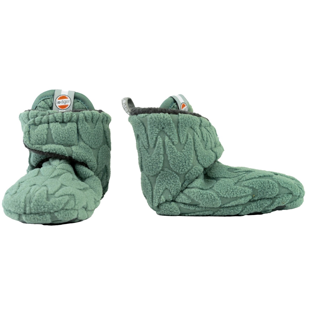 LODGER Slipper Fleece Empire Green Bay 6 - 12 měsíců