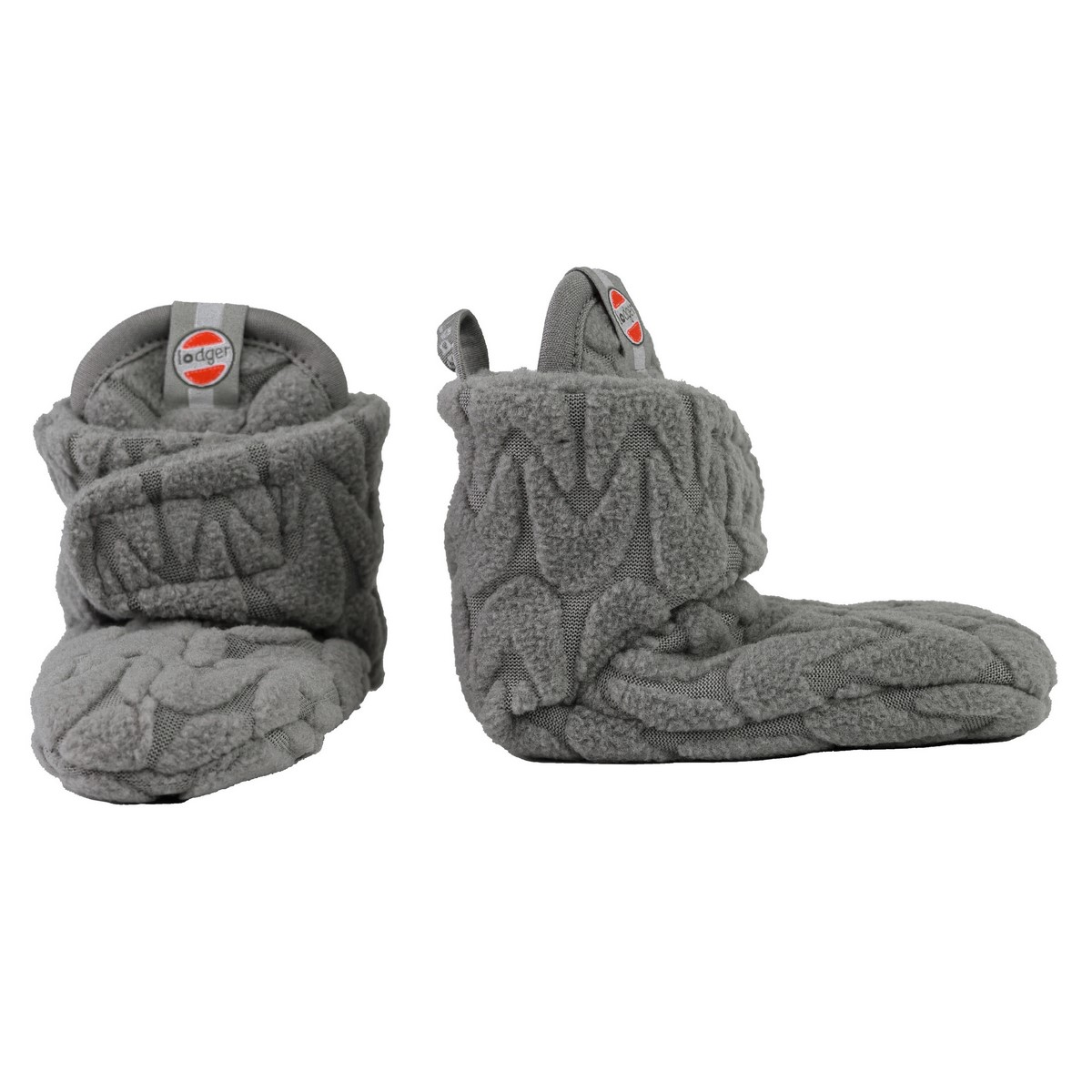 LODGER Slipper Fleece Empire Sharkskin 6 - 12 měsíců