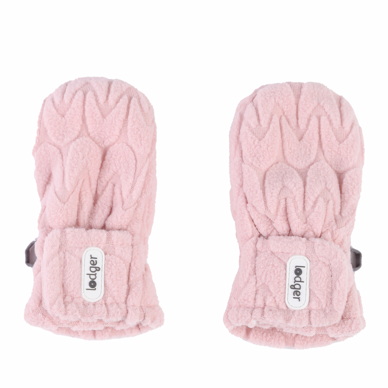 LODGER Rukavičky Mittens Empire Fleece Sensitive 1 - 2 roky