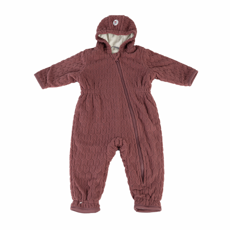 LODGER Skier Empire Fleece Rosewood 0-3 m