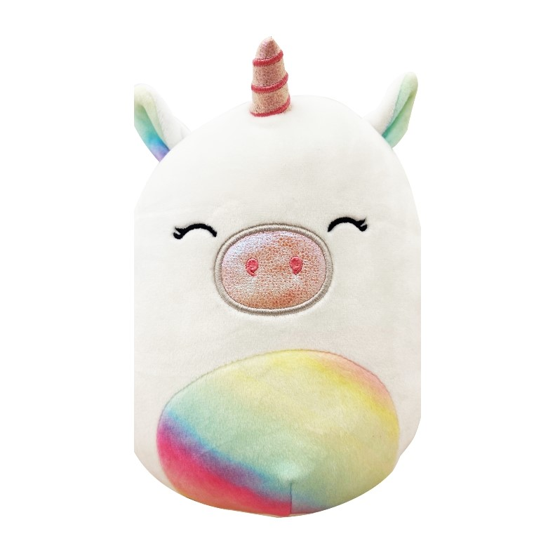 SQUISHMALLOWS Bílý jednorožec - sofia