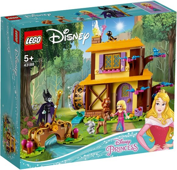 LEGO® Disney Princess 43188 Lesné chata
