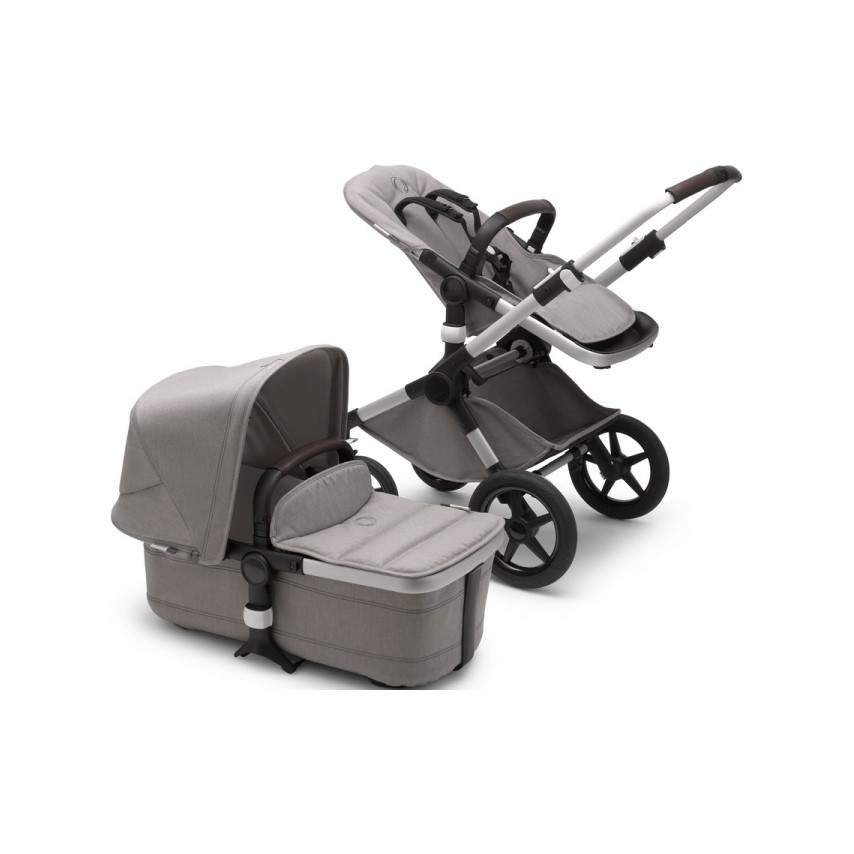 BUGABOO Fox2 Mineral Collection complete Alu / Lightgrey