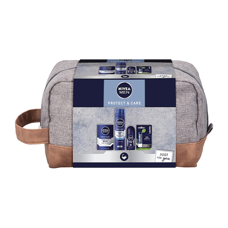 NIVEA MEN Dárková sada Protect  Care Set