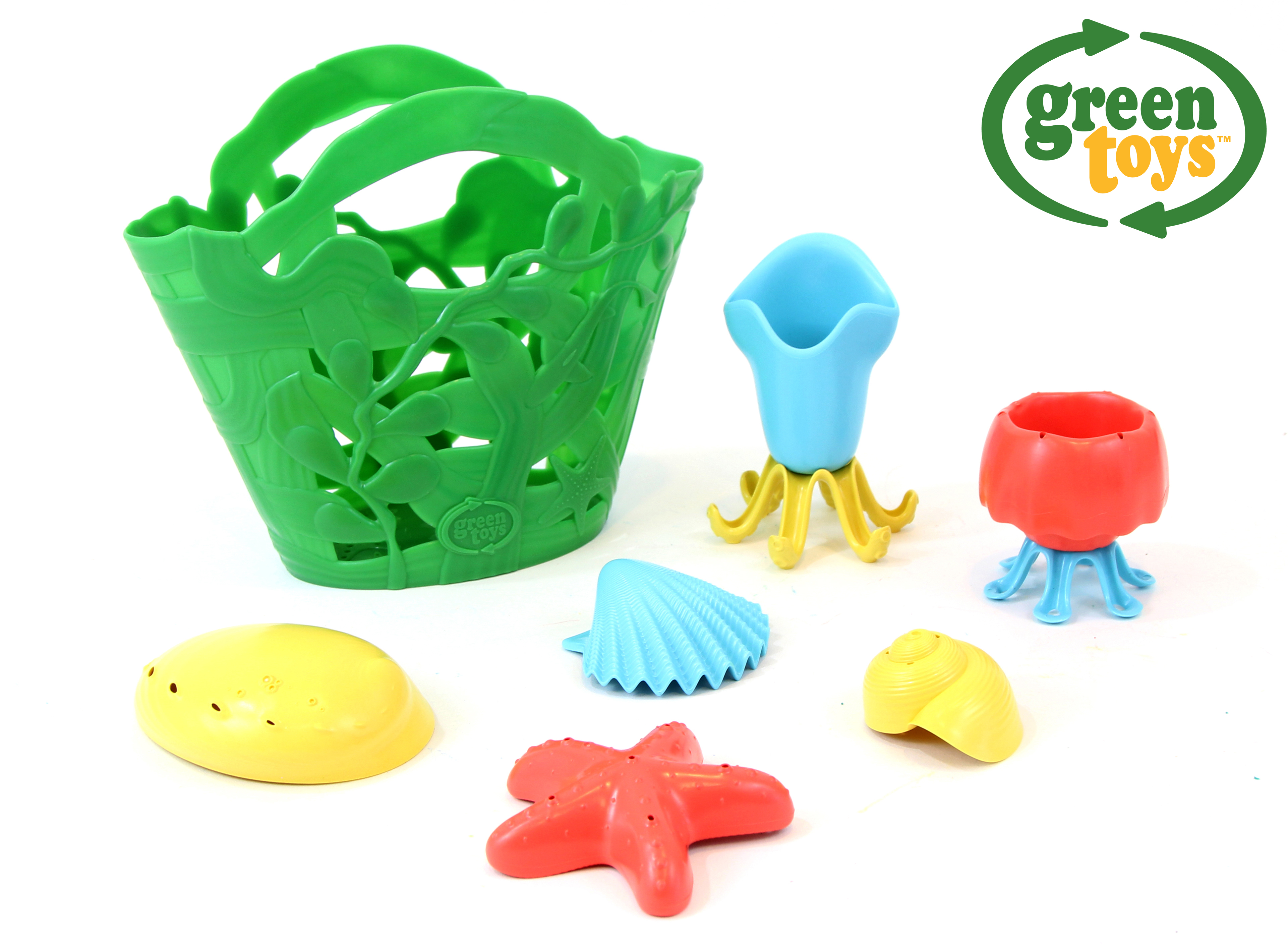 GREEN TOYS Set do vane