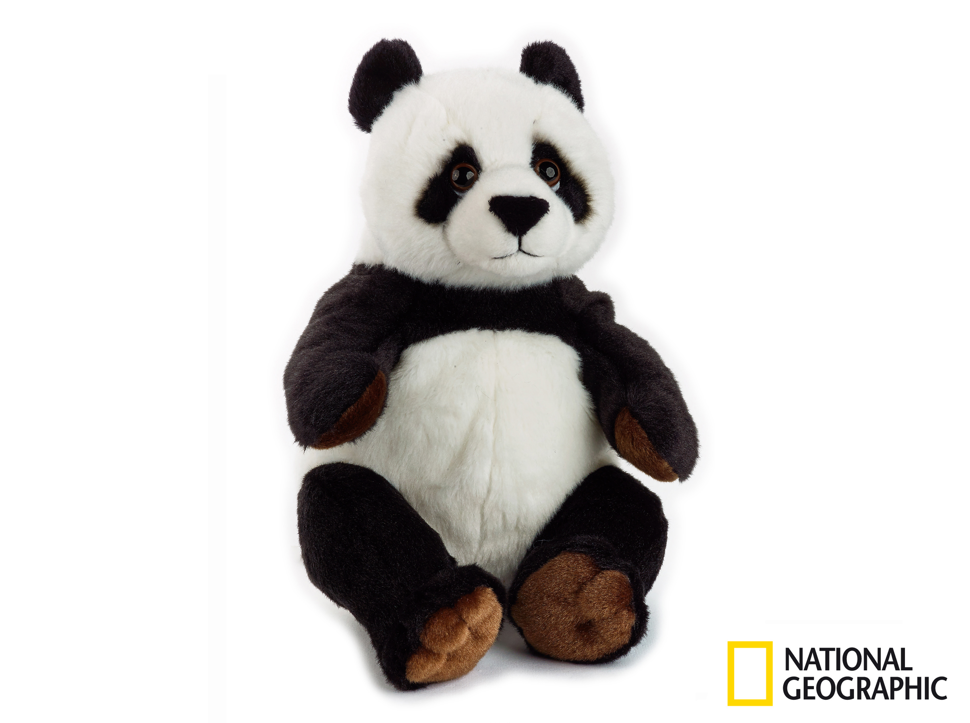 NATIONAL GEOGRAPHIC plyšák Panda 22 cm