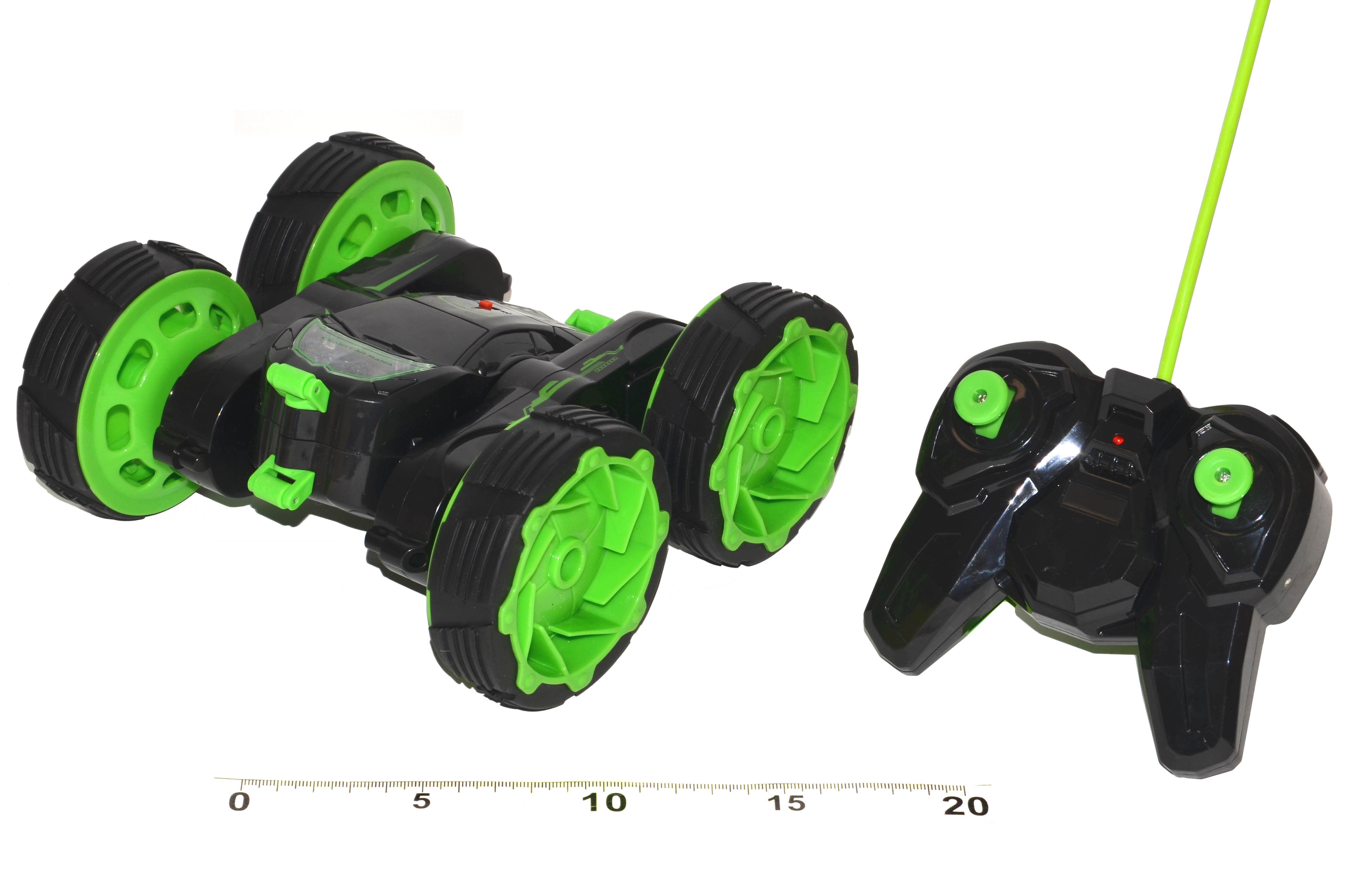 WIKY Auto Roll Stunt RC 18 cm