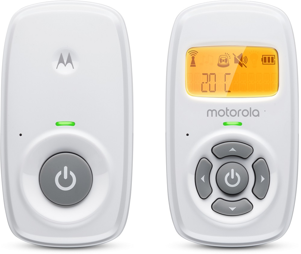 MOTOROLA Pestúnka audio MBP 24