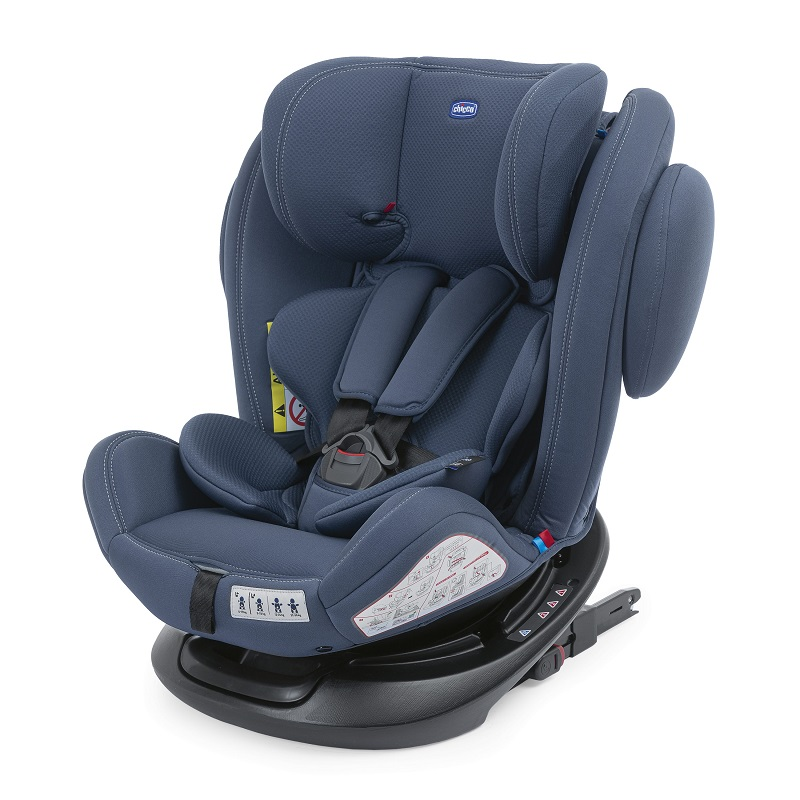 CHICCO Autosedačka Unico Plus isofix India Ink 0-36 kg