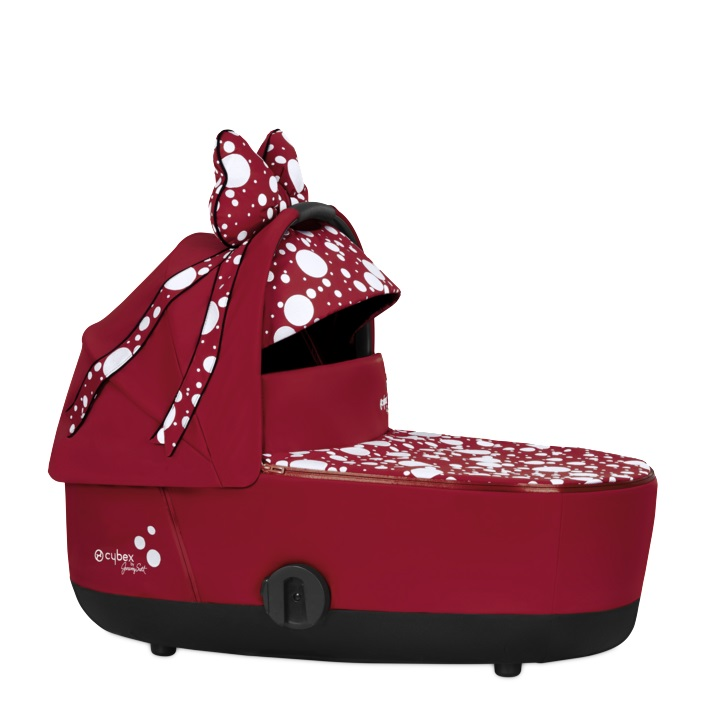 CYBEX Mios Lux Carry Cot Petticoat Red