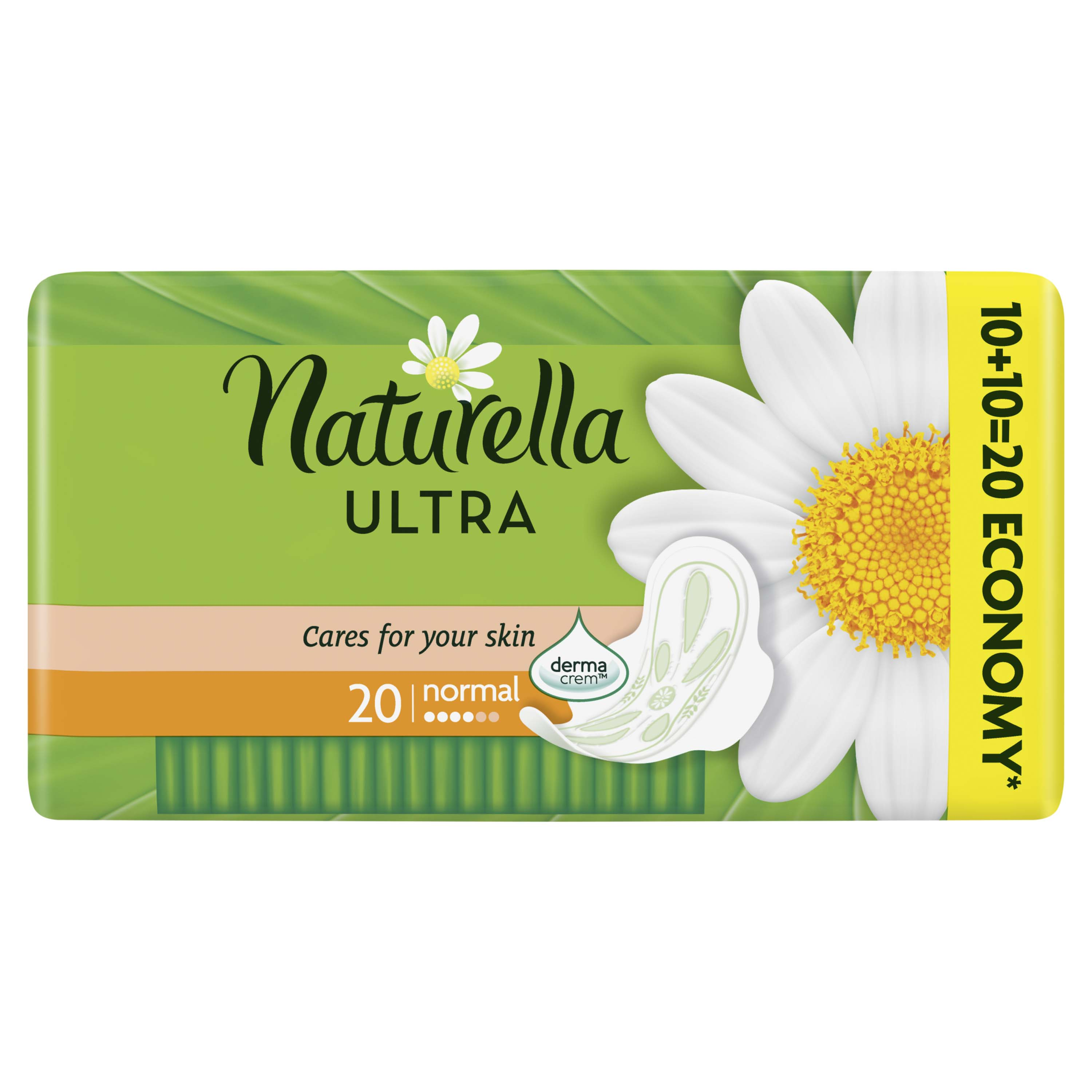 NATURELLA Camomile Ultra Normal 20ks – vložky