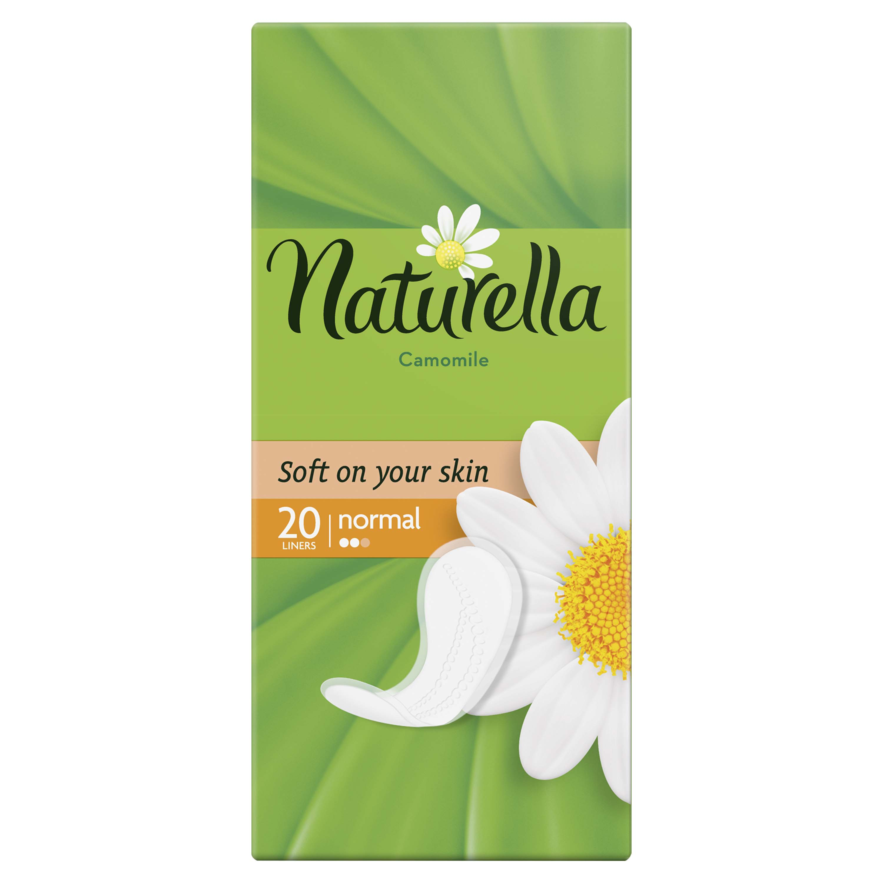 NATURELLA Camomile Normal 20ks - intimky